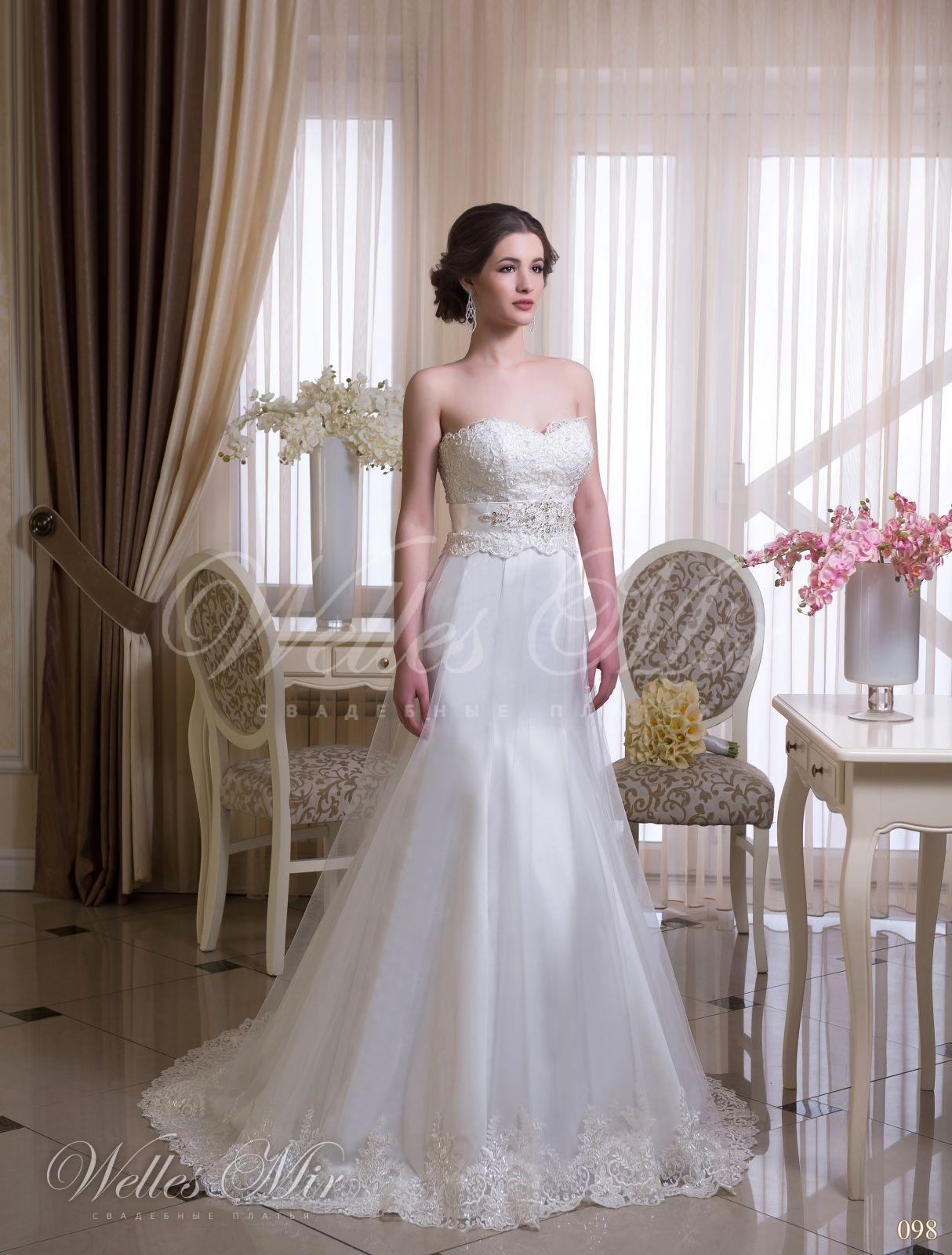 Свадебные платья Charming Elegance - 098
