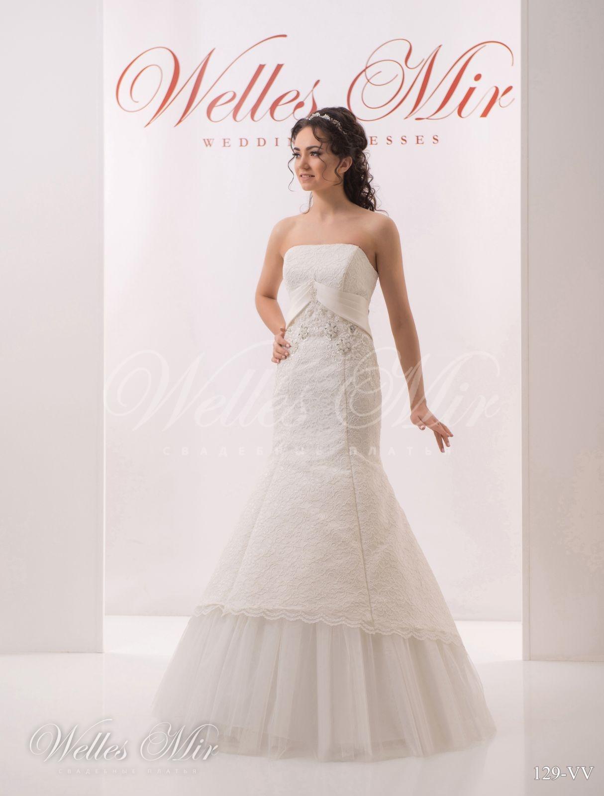 Свадебные платья Soft collection - 129-VV