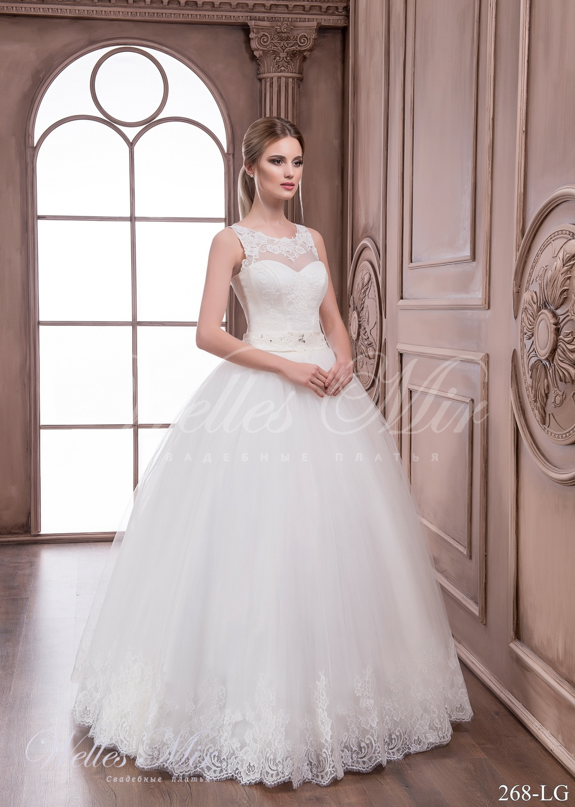 Свадебные платья Tenderness - 268-LG