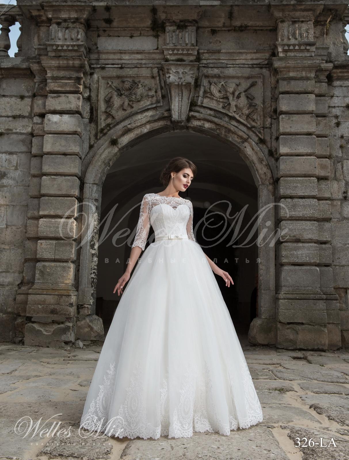 Свадебные платья Exquisite Collection - 326-LA