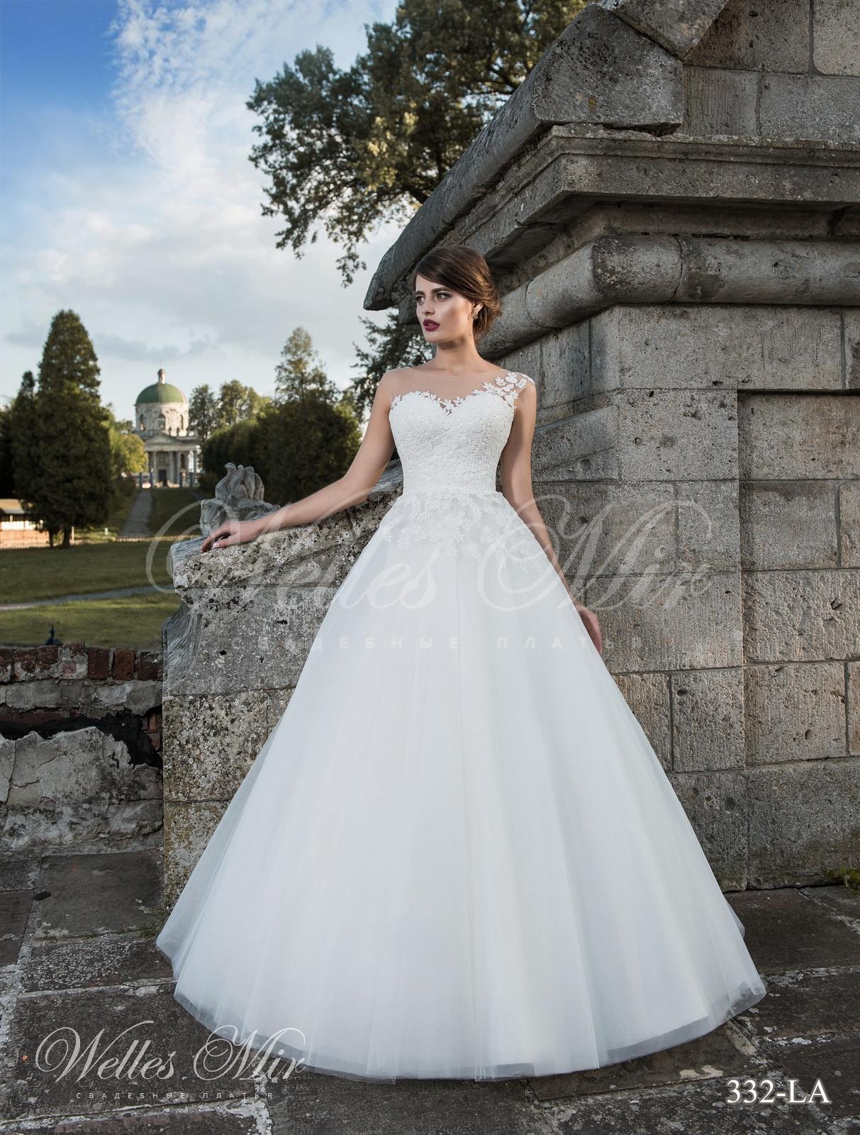 Свадебные платья Exquisite Collection - 332-LA
