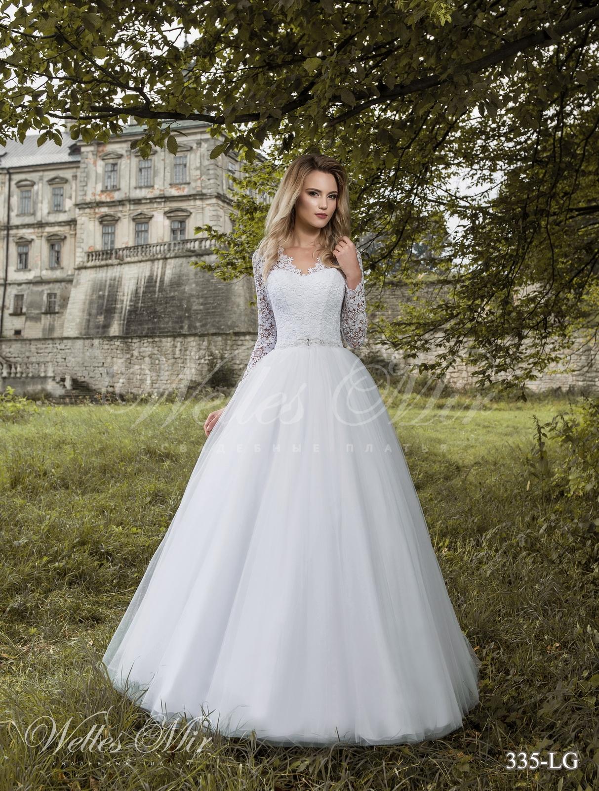 Свадебные платья Exquisite Collection - 335-LG