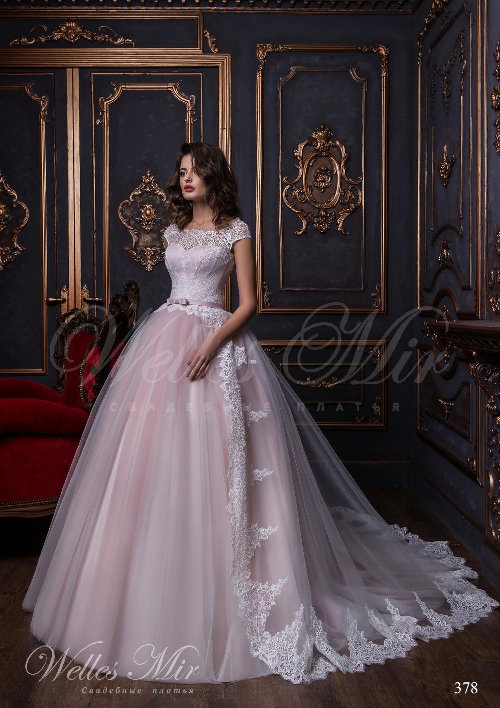 Свадебные платья Luxury collection 2017-2018 - 378