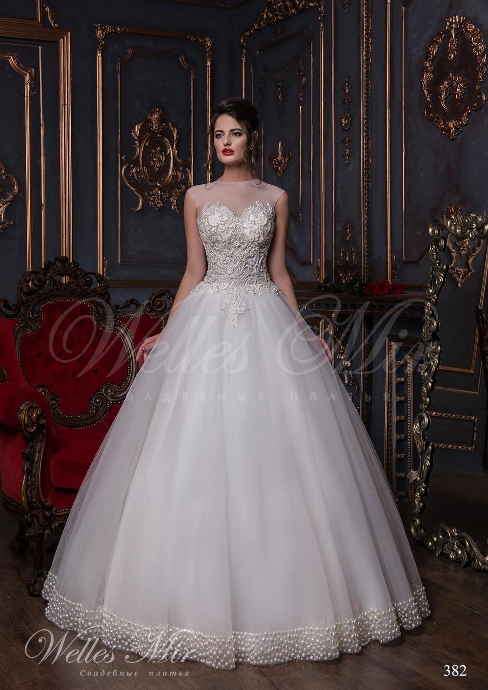 Свадебные платья Luxury collection 2017-2018 - 382