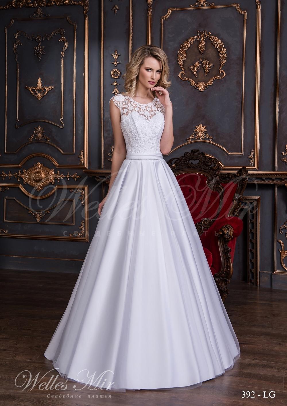 Свадебные платья Luxury collection 2017-2018 - 392-LG