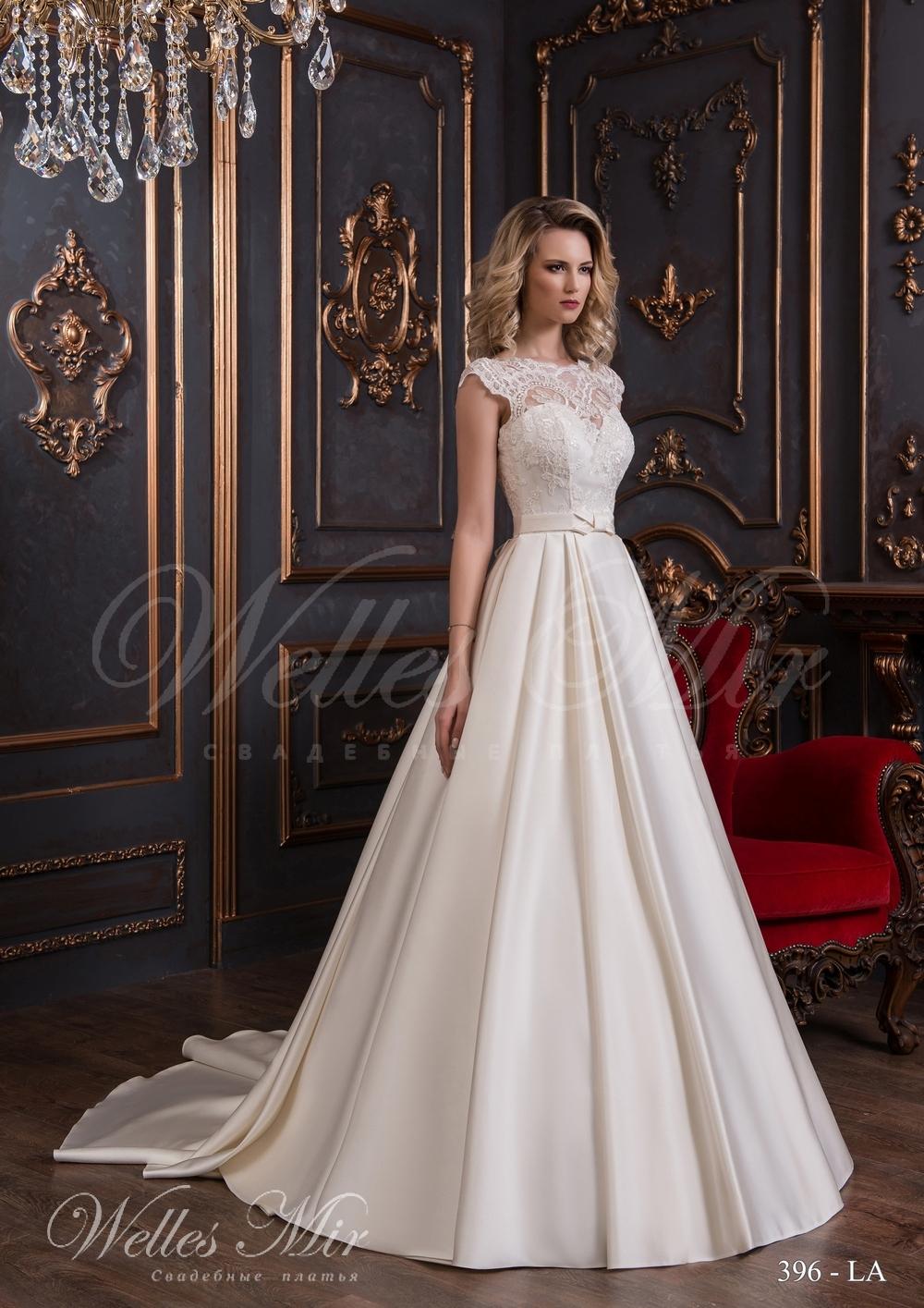 Свадебные платья Luxury collection 2017-2018 - 396-LA