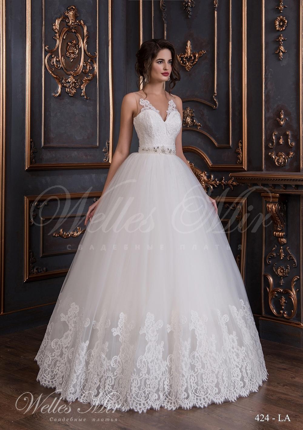 Весільні сукні Luxury collection 2017-2018 - 424-LA