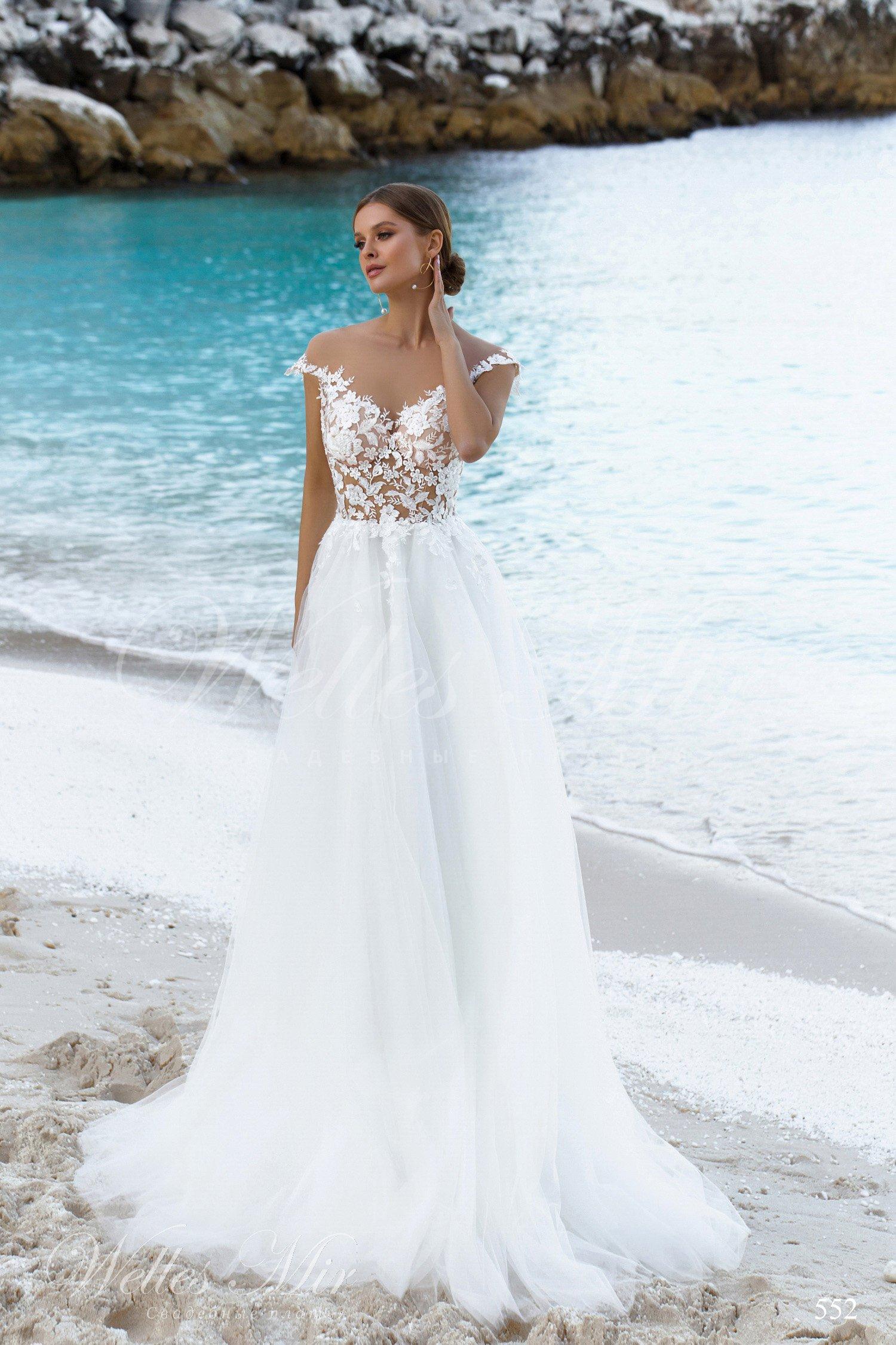 Свадебные платья Limenas Collection - 552