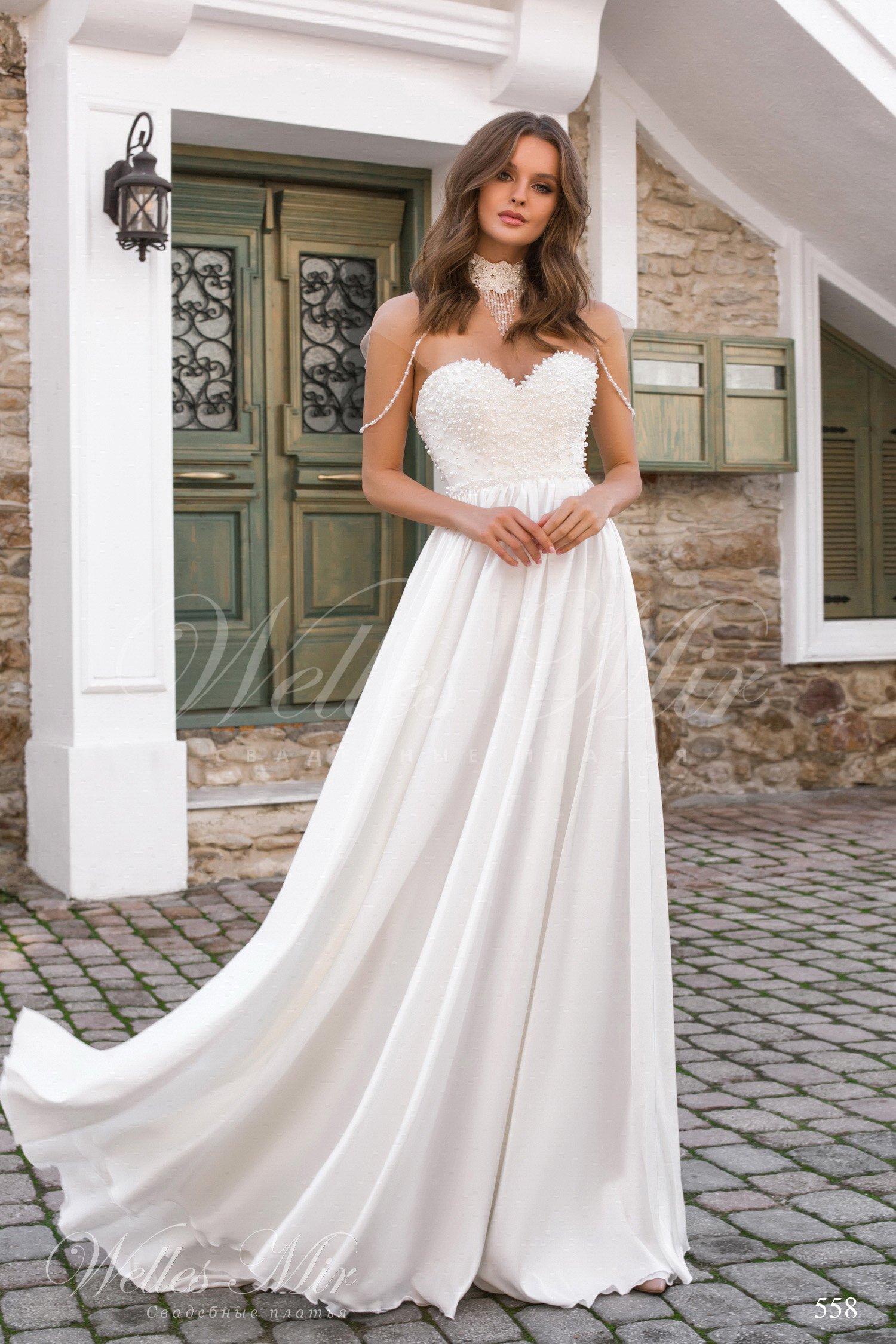 Свадебные платья Limenas Collection - 558