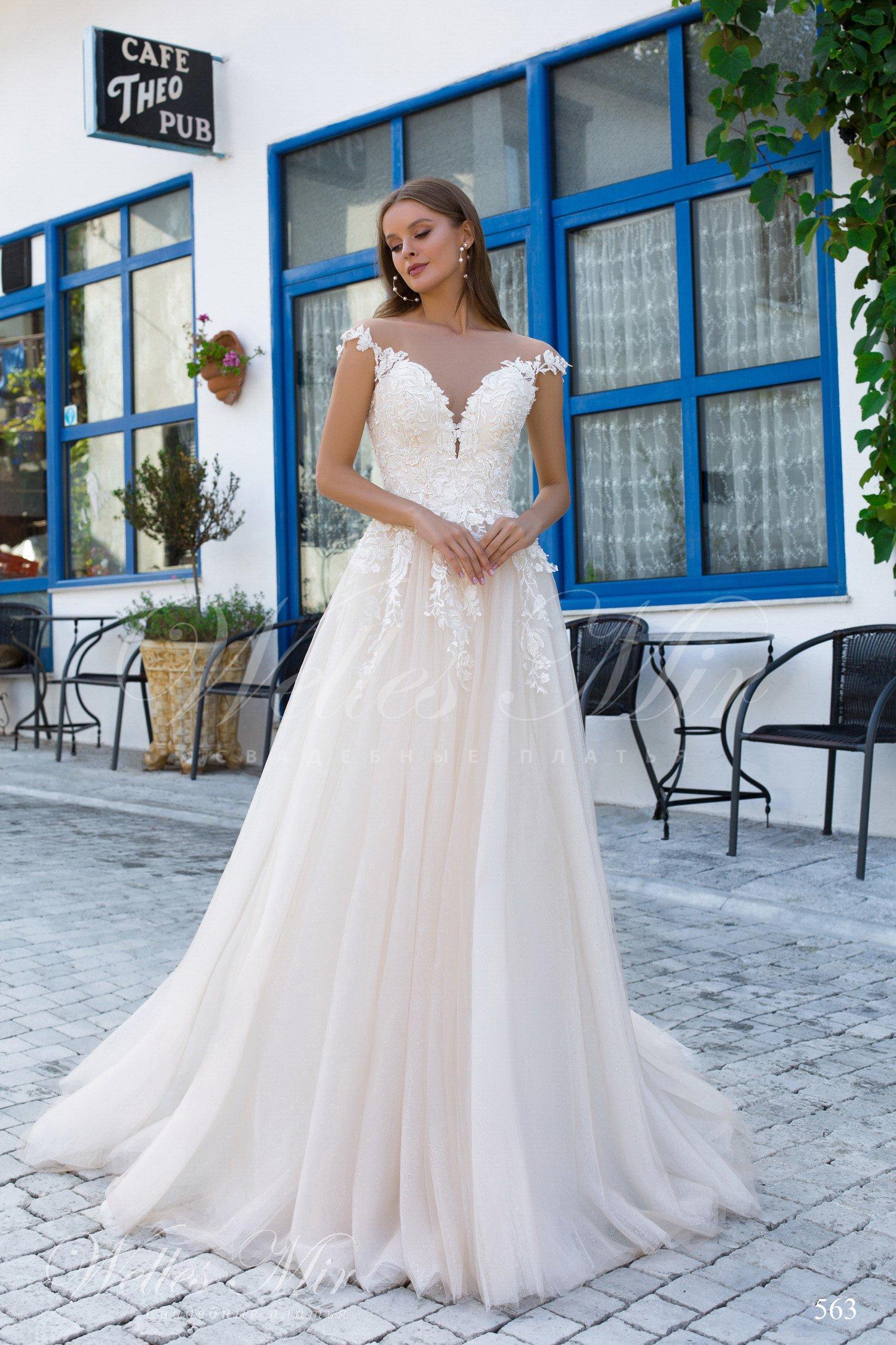 Свадебные платья Limenas Collection - 563