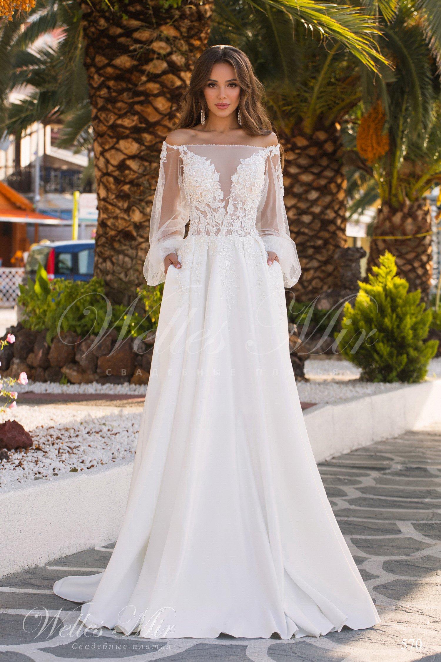 Свадебные платья Limenas Collection - 570
