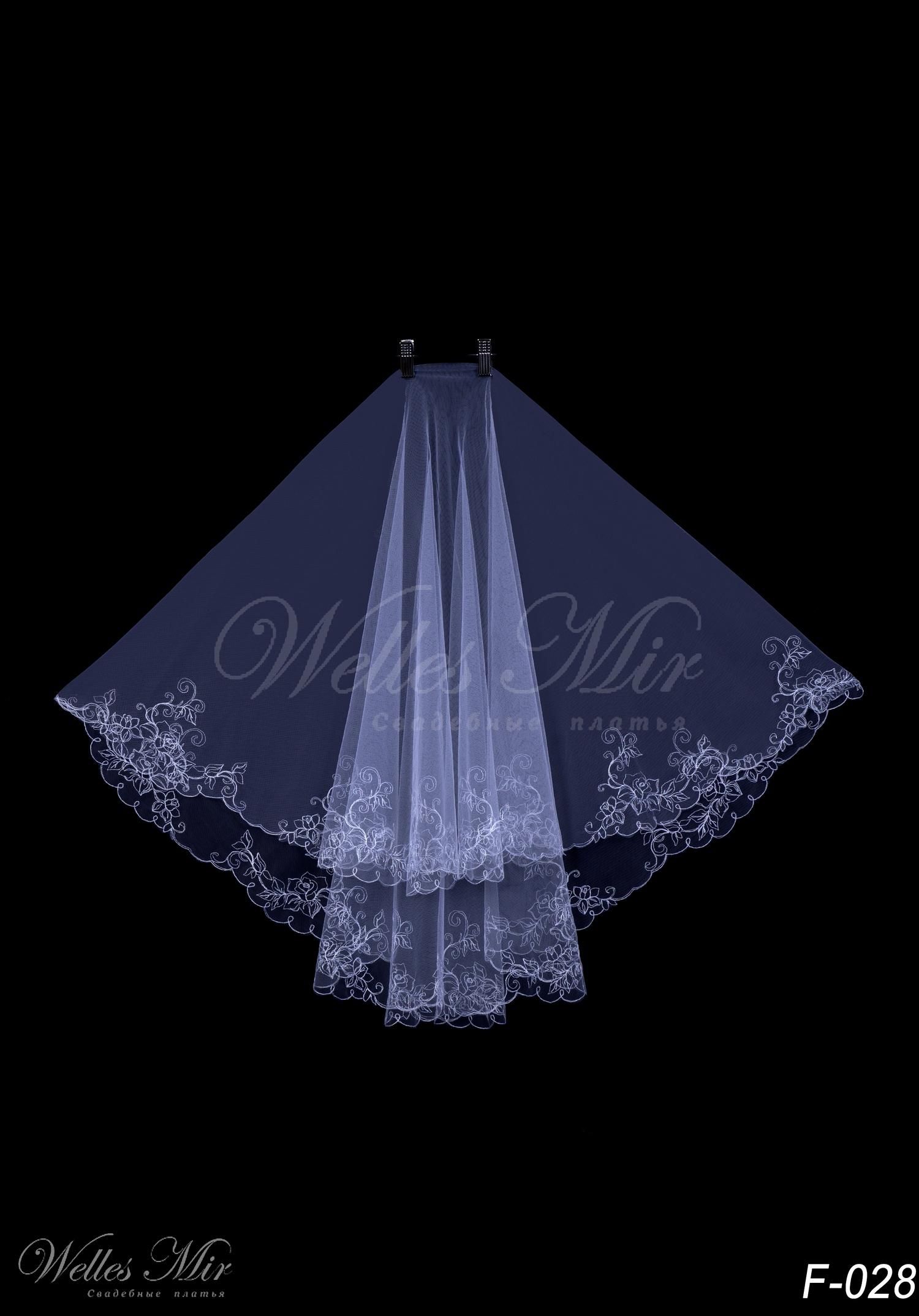 Veils Veils 2018 - F-028