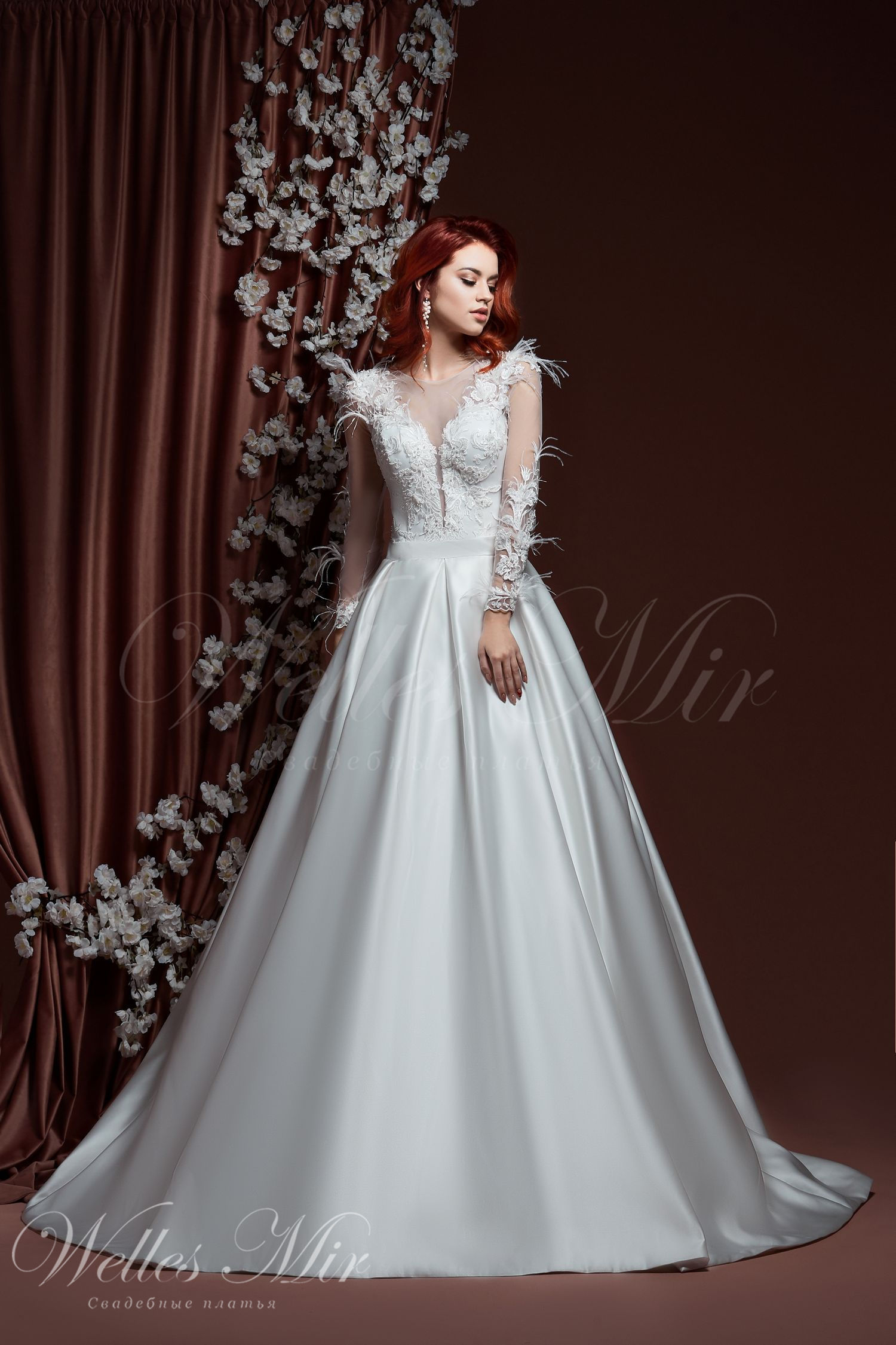 Свадебные платья Shine Collection 2019 - 500