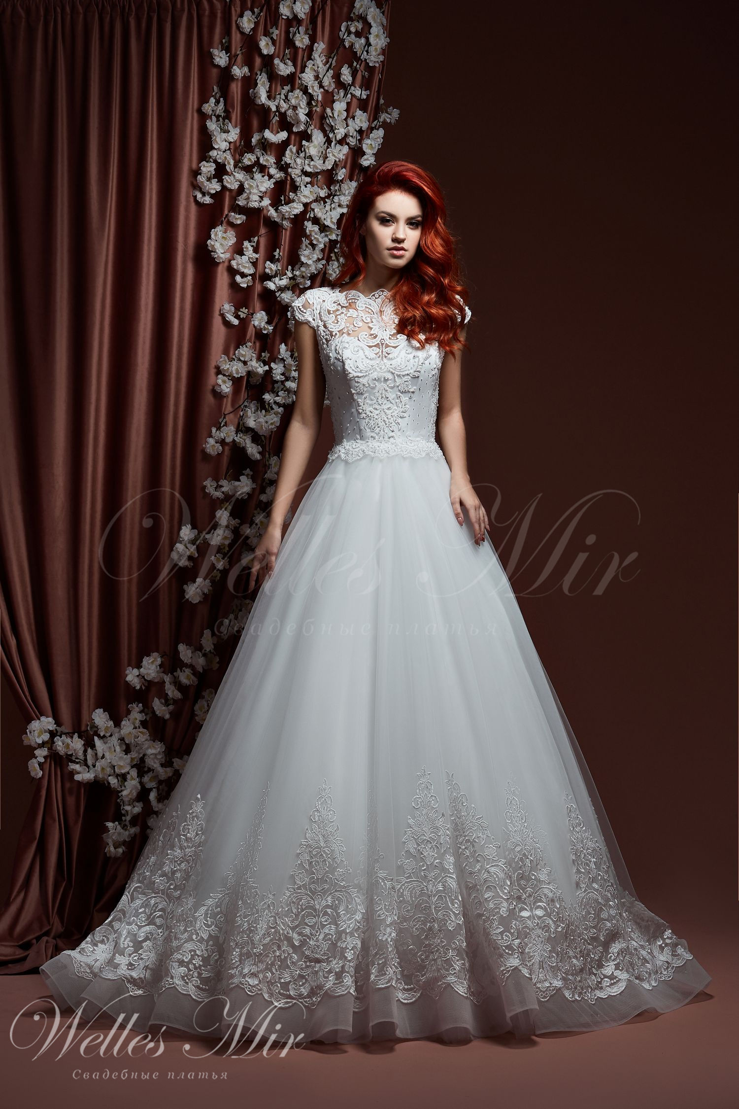 Wedding dresses Shine Collection 2019 - 502