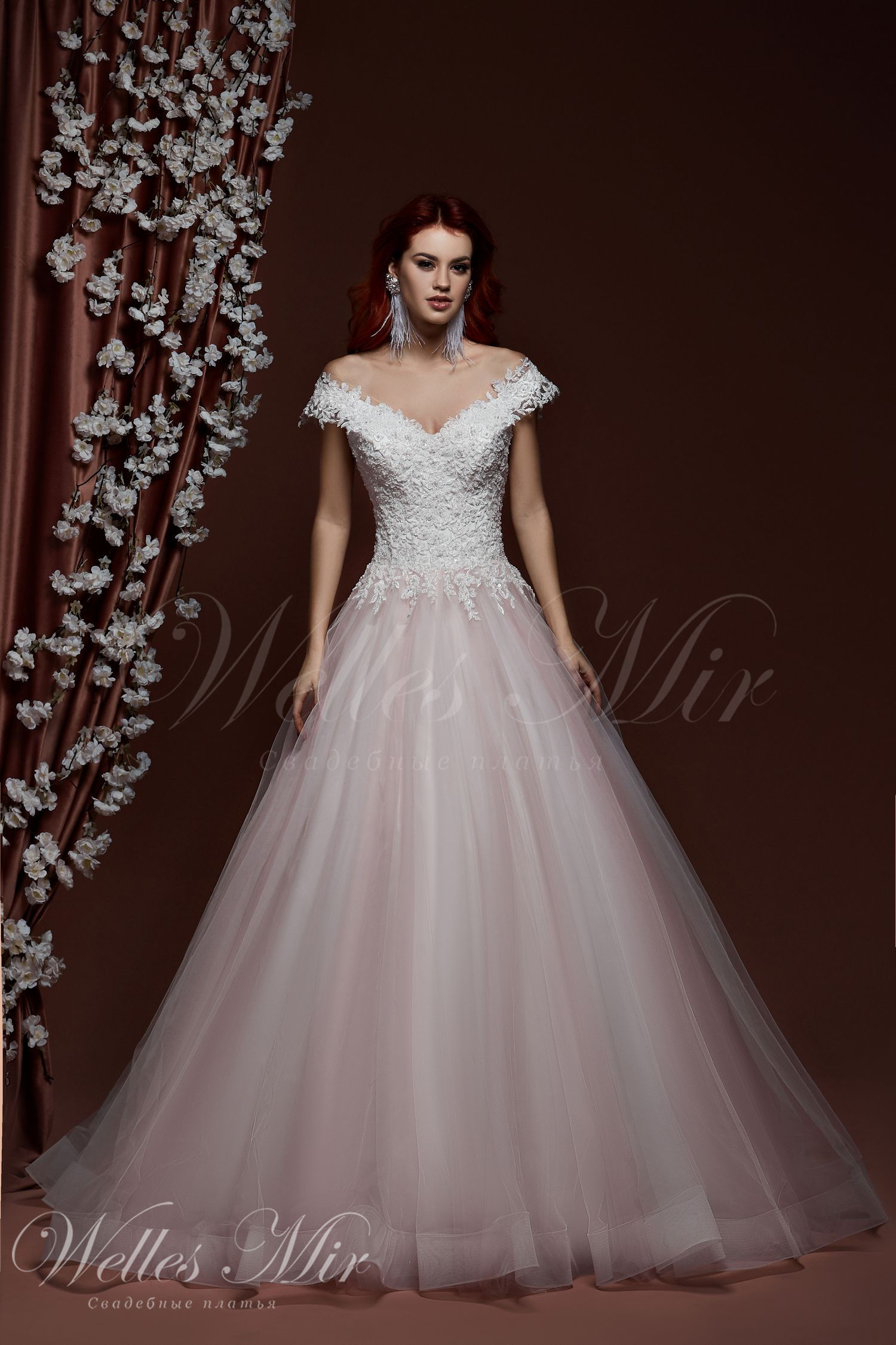 Свадебные платья Shine Collection 2019 - 523