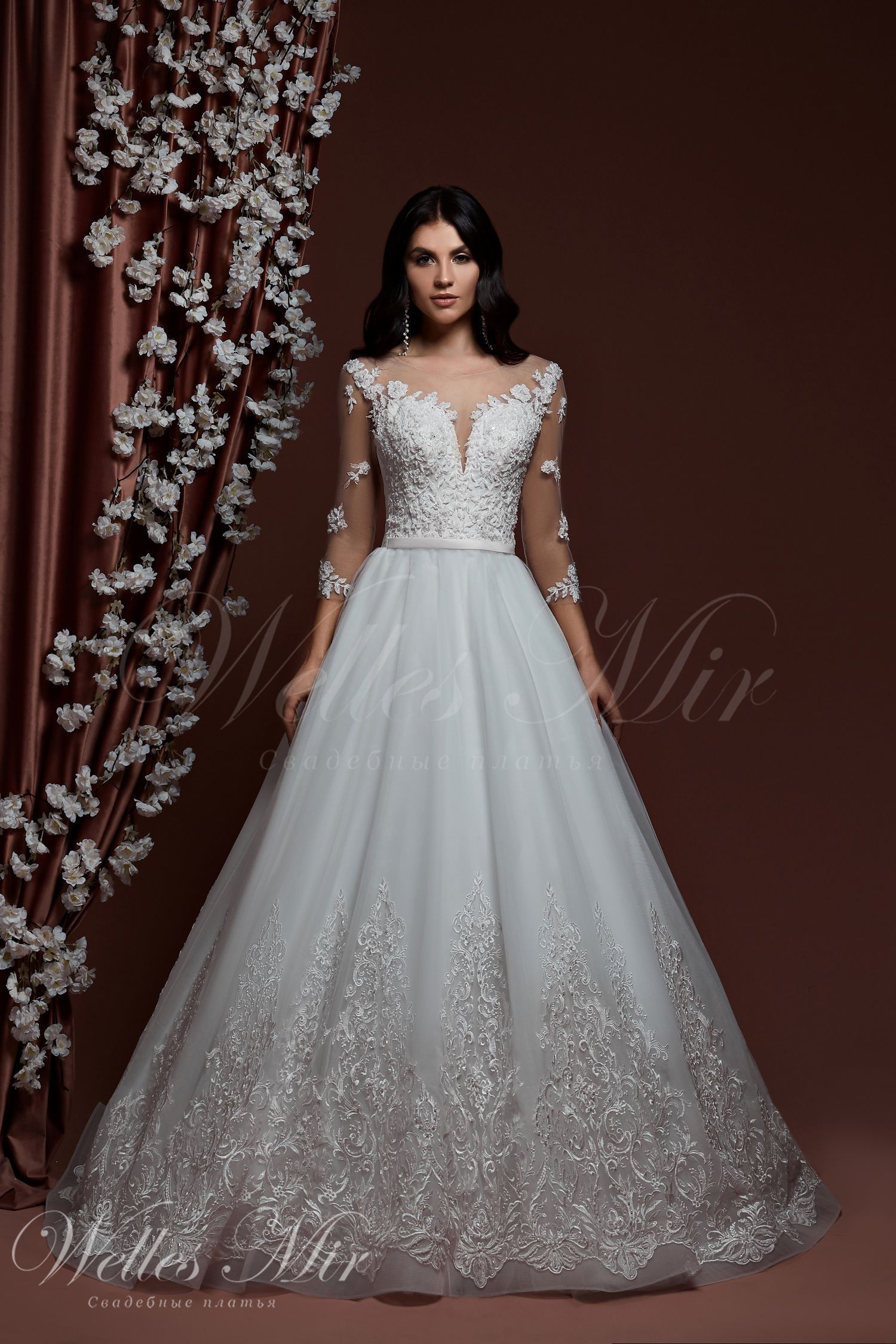Wedding dresses 530