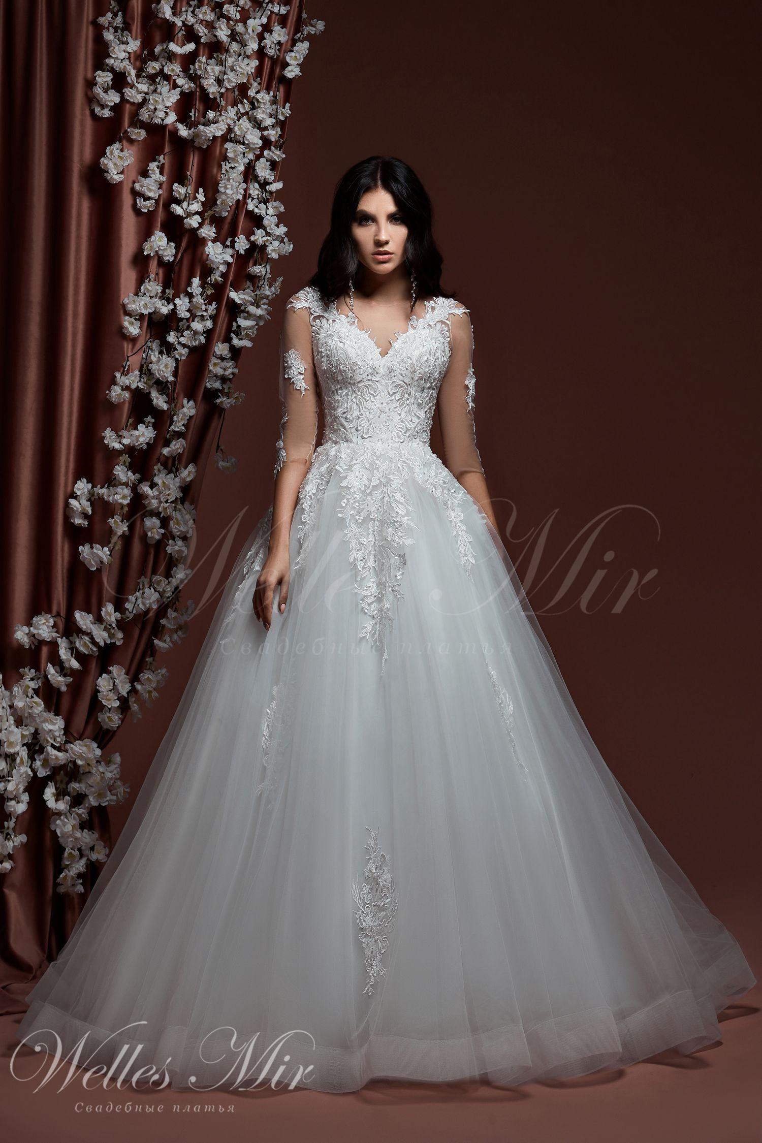 Свадебные платья Shine Collection 2019 - 538