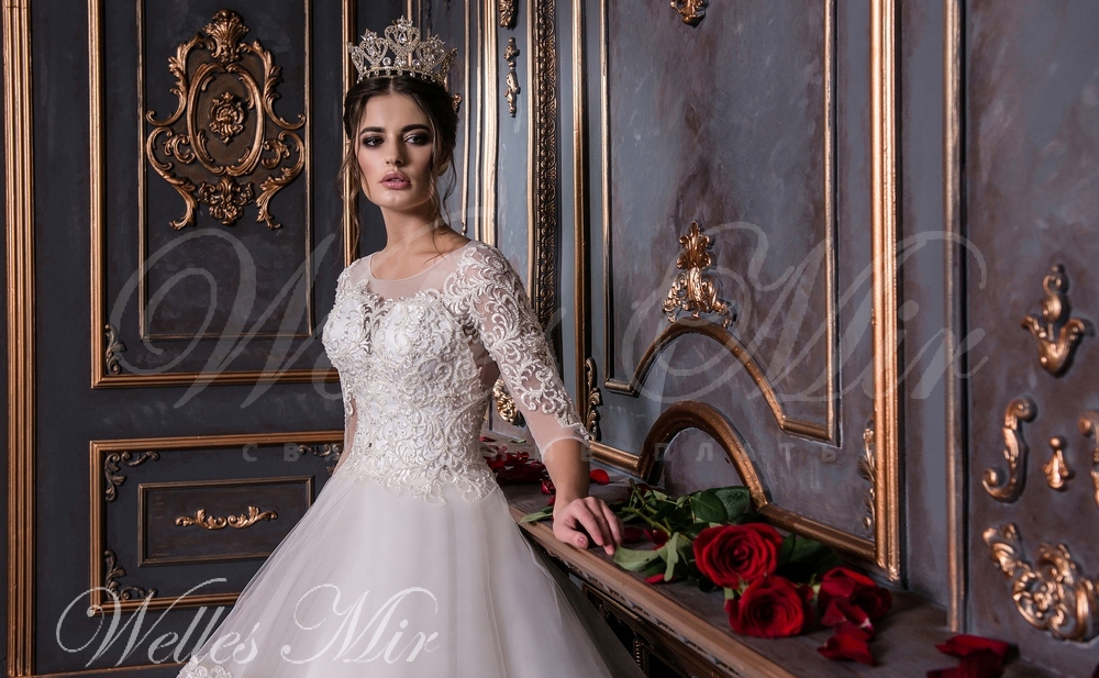 Wedding dresses manufacturer from Ukraine